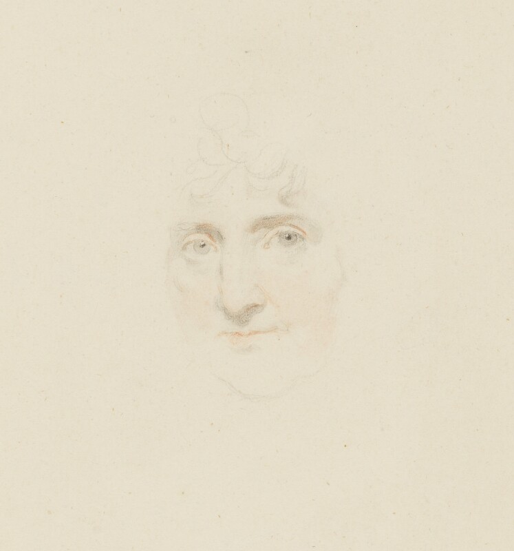 Anne Wellesley (née Hill), Countess of Mornington, by Sir Thomas Lawrence, circa 1820 -NPG 2665 - © National Portrait Gallery, London