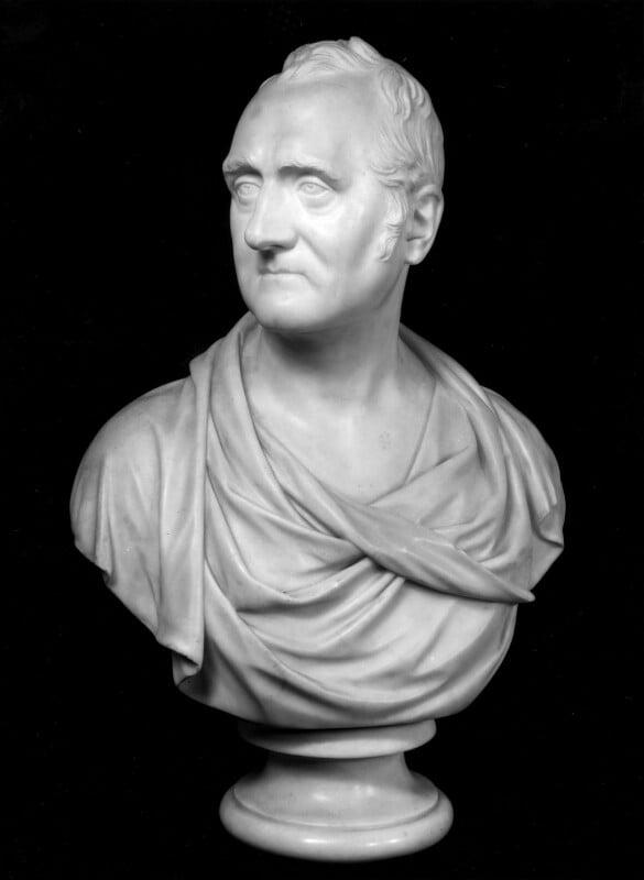 William Wellesley-Pole, 3rd Earl of Mornington, by Joseph Nollekens, 1811 - NPG 5060 - © National Portrait Gallery, London