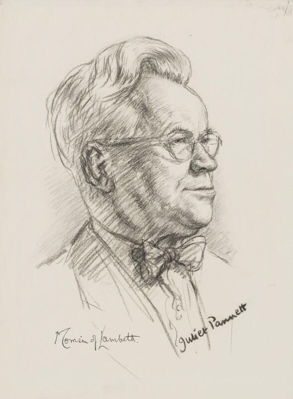 Herbert Stanley Morrison, Baron Morrison of Lambeth, by Juliet Pannett, 1961 - NPG 4476 - © National Portrait Gallery, London