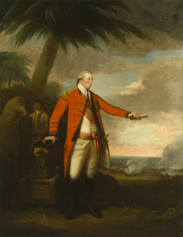Sir Hector Munro, attributed to David Martin, 1785 - NPG 1433 - © National Portrait Gallery, London