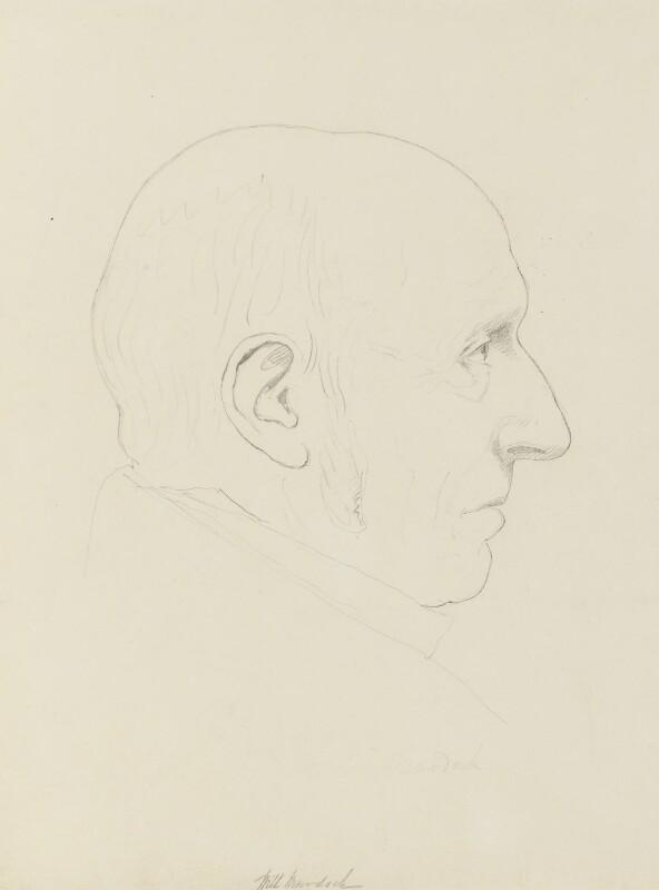 William Murdock, by Sir Francis Leggatt Chantrey, circa 1824 - NPG 316a(91) - © National Portrait Gallery, London