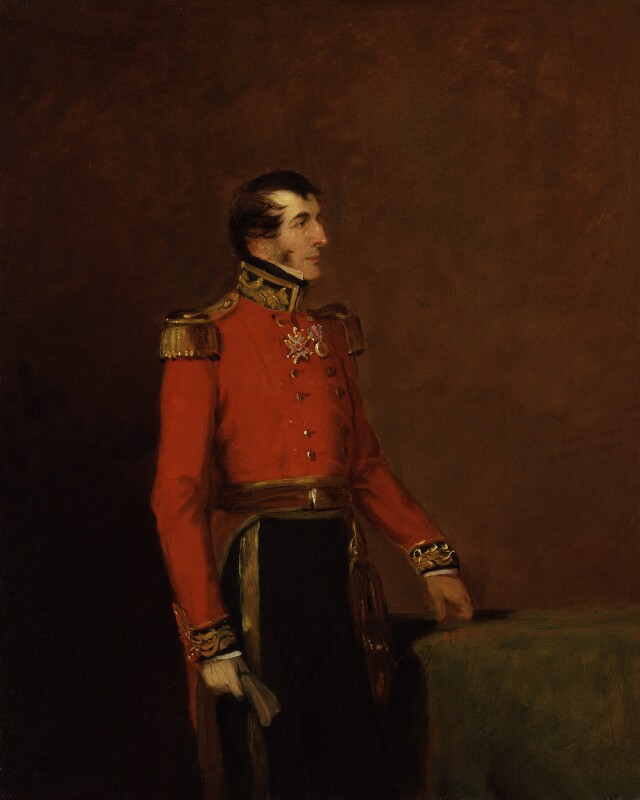 Sir Henry Murray, by William Salter, 1834-1840 - NPG 3740 - © National Portrait Gallery, London