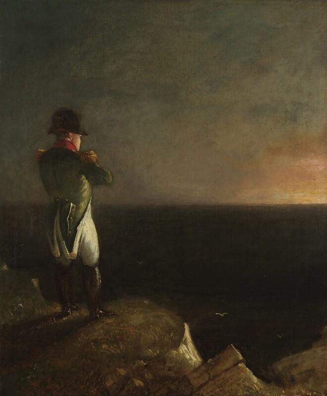 Napoléon Bonaparte, by Benjamin Robert Haydon, before 1846, based on a work of 1830 - NPG 6266 - © National Portrait Gallery, London
