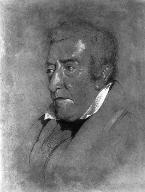 Patrick Nasmyth, by William Bewick, circa 1830 - NPG 350 - © National Portrait Gallery, London
