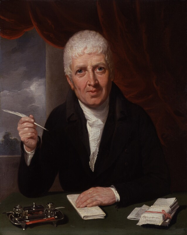 James Neild, by Samuel De Wilde, 1804 - NPG 4160 - © National Portrait Gallery, London