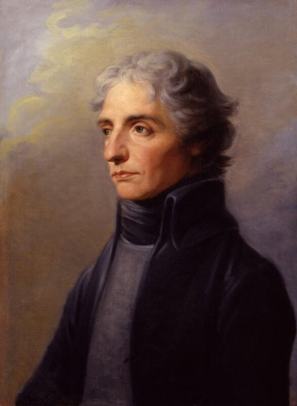 Horatio Nelson, by Friedrich Heinrich Füger, 1800 - NPG 73 - © National Portrait Gallery, London