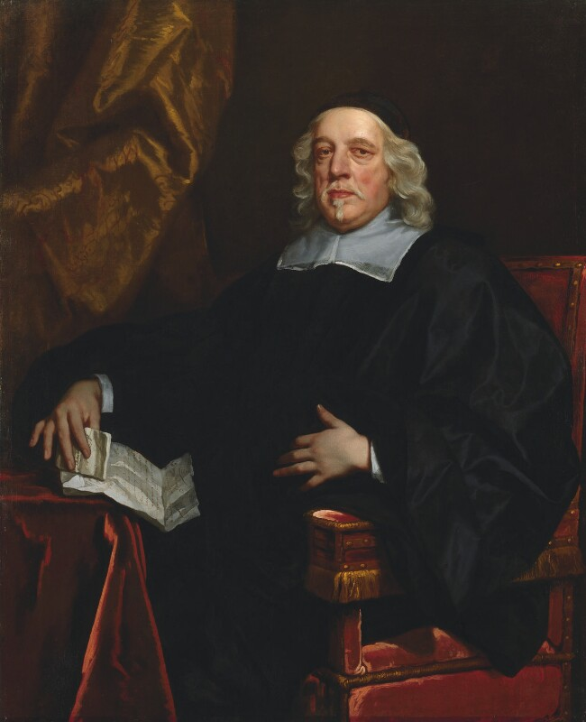 Sir Edward Nicholas, by Sir Peter Lely, 1662 - NPG 1519 - © National Portrait Gallery, London