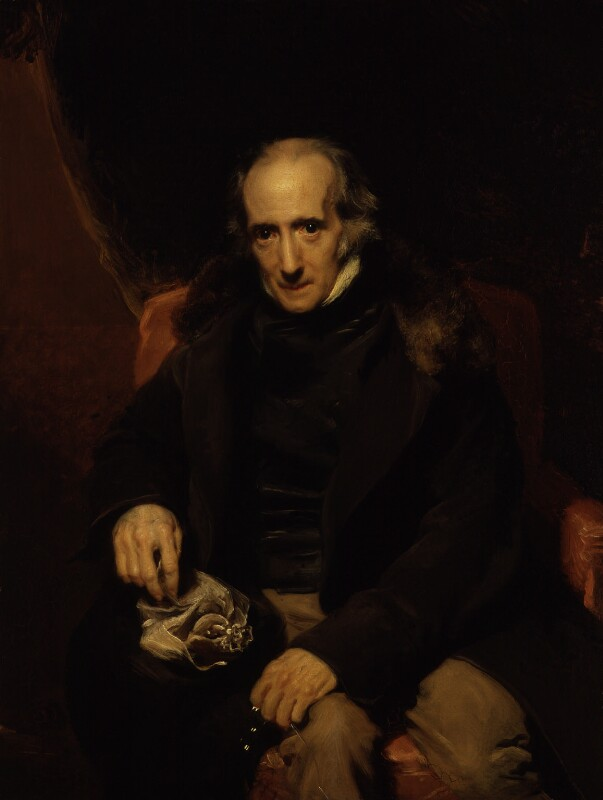 James Northcote, by George Henry Harlow, circa 1817 - NPG 969 - © National Portrait Gallery, London