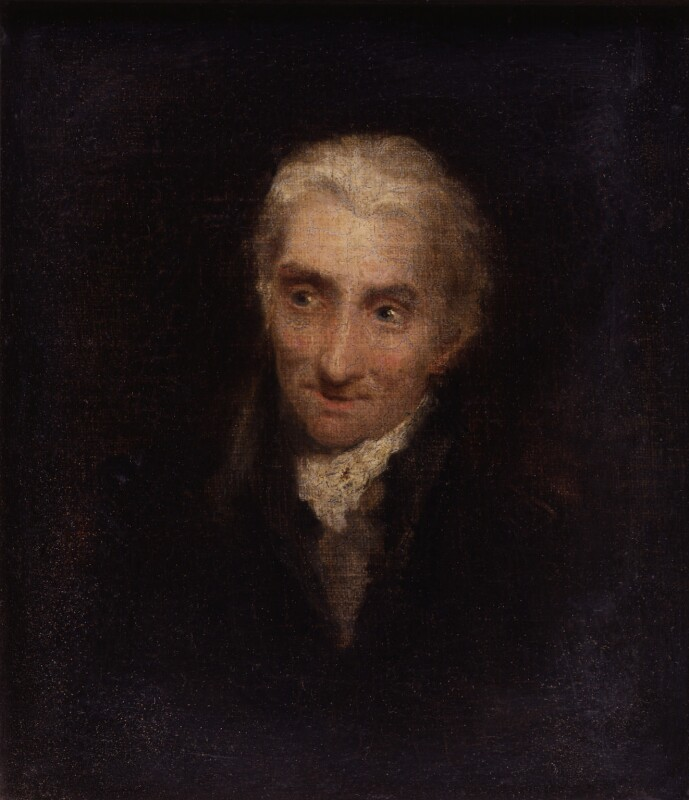 Unknown man, formerly known as James Northcote, attributed to Sir David Wilkie, circa 1825 - NPG 2938 - © National Portrait Gallery, London