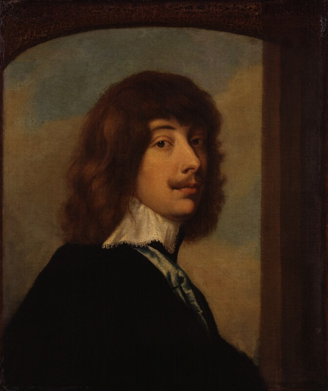 Algernon Percy, 10th Earl of Northumberland, reduced copy after Sir Anthony van Dyck,  - NPG 287 - © National Portrait Gallery, London