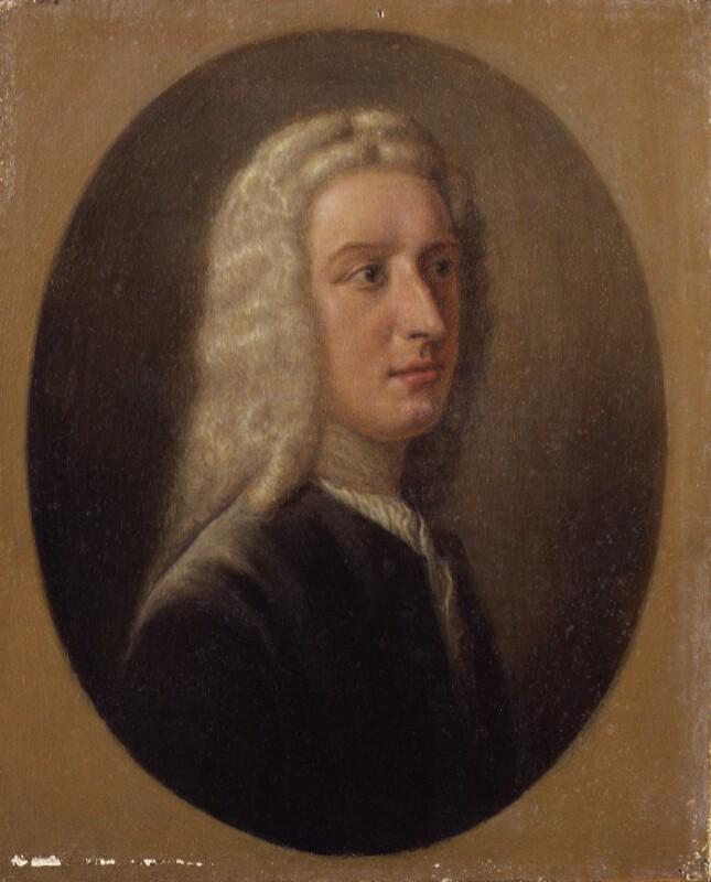 James Edward Oglethorpe, by Alfred Edmund Dyer, after  William Verelst, circa 1927, based on a work of circa 1735-1736 - NPG 2153a - © National Portrait Gallery, London