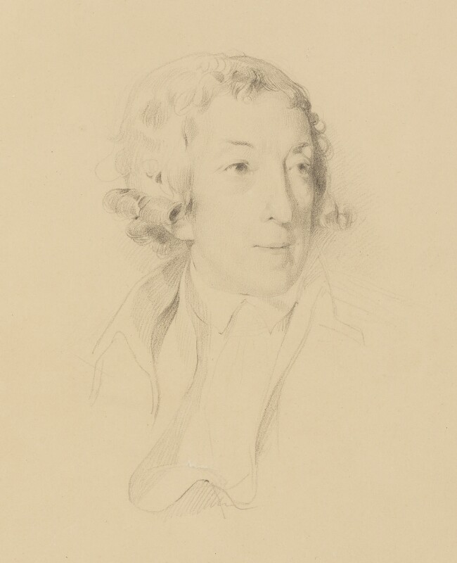 Horace Walpole, by Sir Thomas Lawrence, 1795 -NPG 3631 - © National Portrait Gallery, London