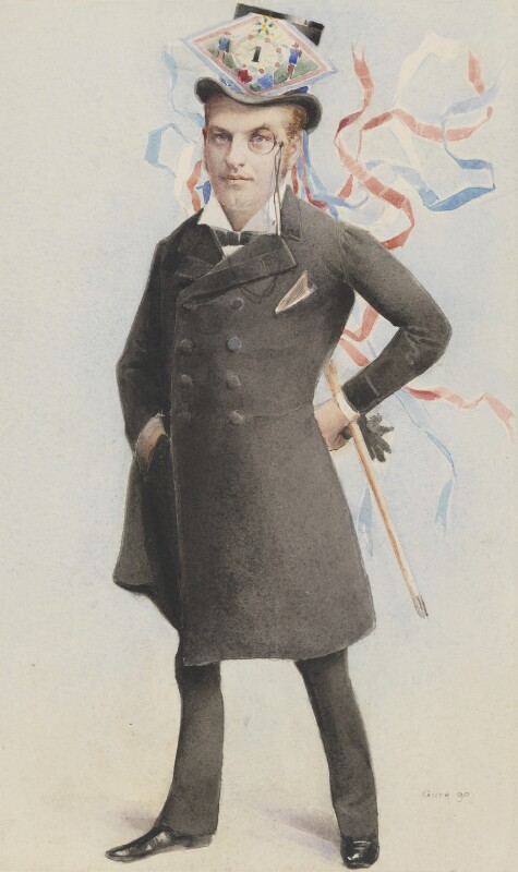 Philippe, 9th Duc d'Orleans, by Jean Baptiste Guth ('GUTH'), 1890 - NPG 4707(24) - © National Portrait Gallery, London