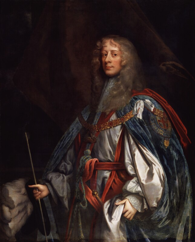 James Butler, 1st Duke of Ormonde, after Sir Peter Lely, based on a work of circa 1665 - NPG 370 - © National Portrait Gallery, London