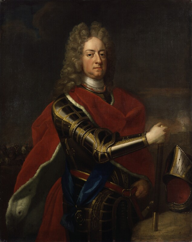 James Butler, 2nd Duke of Ormonde, studio of Michael Dahl, circa 1713 - NPG 78 - © National Portrait Gallery, London