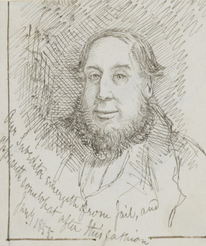 Arthur Orton, by Sebastian Evans, July 1855 - NPG 2173(39) - © National Portrait Gallery, London