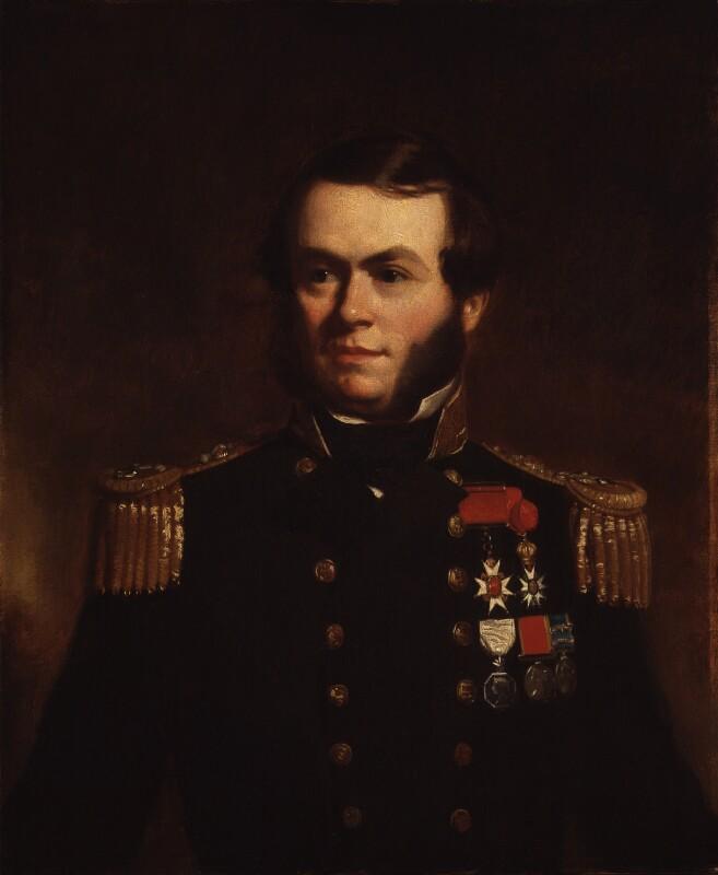 Sherard Osborn, by Stephen Pearce, 1850-1886 -NPG 916 - © National Portrait Gallery, London