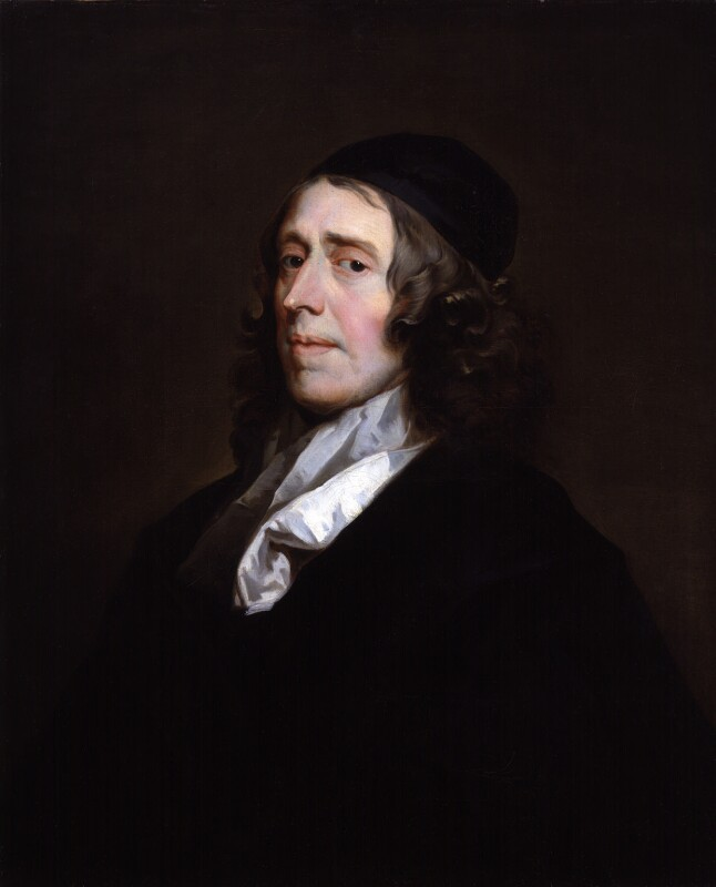 John Owen, attributed to John Greenhill, circa 1668 - NPG 115 - © National Portrait Gallery, London