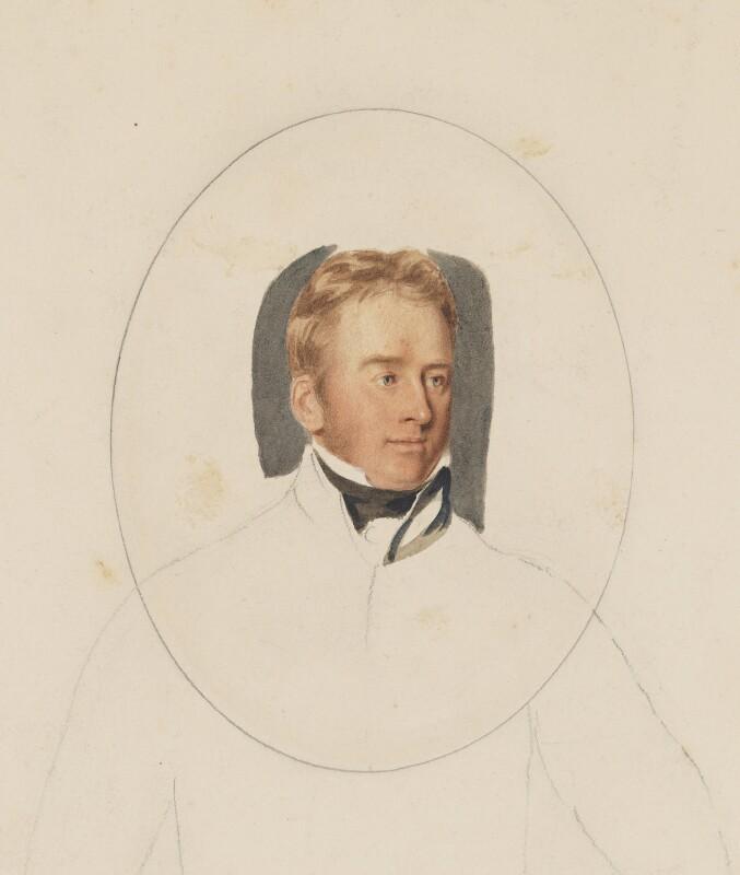 Sir Edward Michael Pakenham, by Thomas Heaphy, 1813-1814 -NPG 1914(9) - © National Portrait Gallery, London