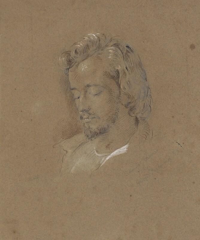 Samuel Palmer, by George Richmond, circa 1829 - NPG 2154 - © National Portrait Gallery, London
