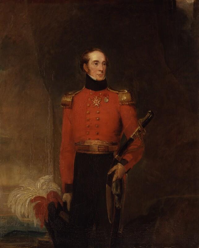 Edward Parkinson, by William Salter, 1834-1840 - NPG 3742 - © National Portrait Gallery, London