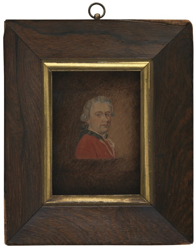 Thomas Patch, by Thomas Patch, circa 1745 -NPG 4081 - © National Portrait Gallery, London