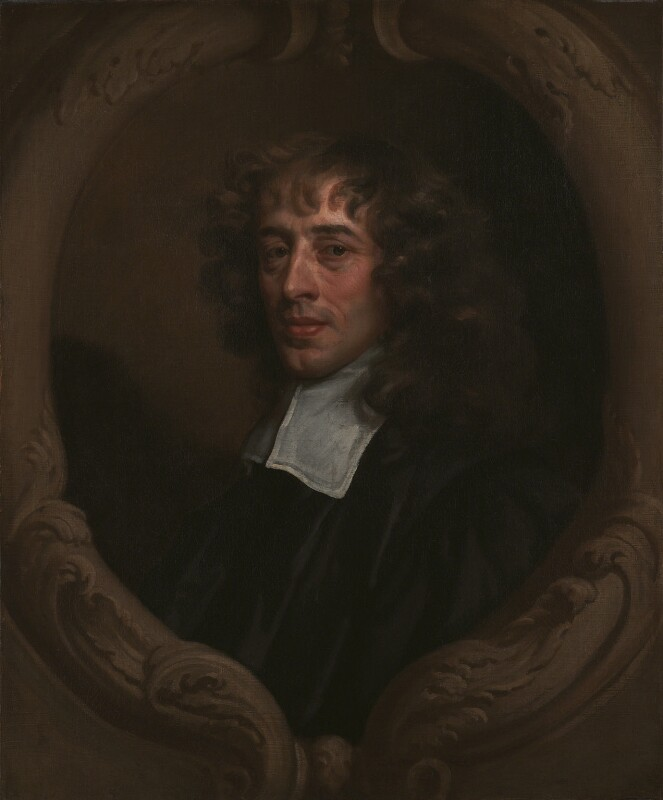 Simon Patrick, by Sir Peter Lely, circa 1668 - NPG 1500 - © National Portrait Gallery, London