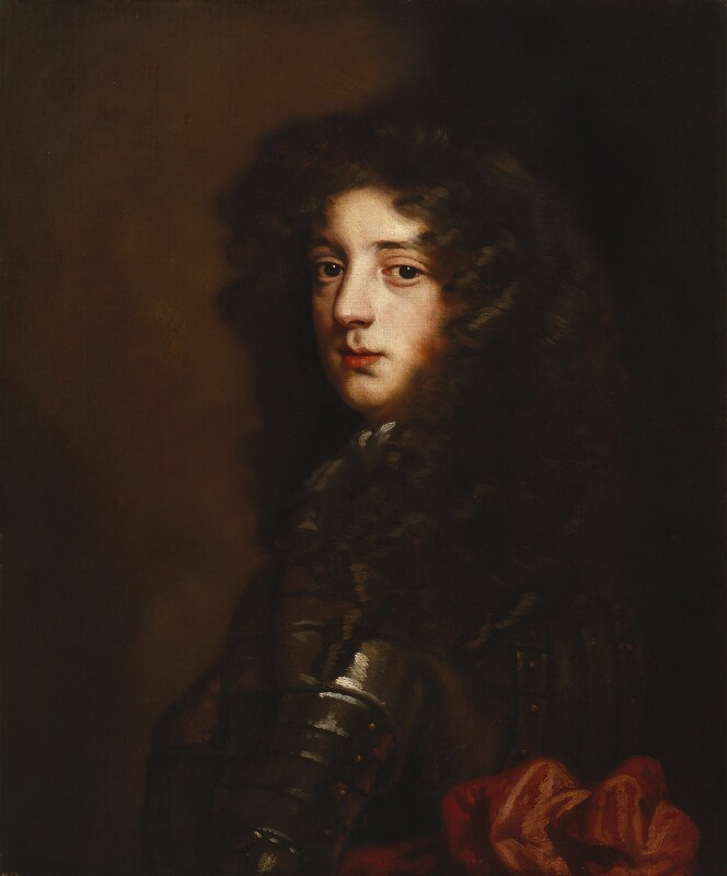 Thomas Herbert, 8th Earl of Pembroke, by John Greenhill, circa 1676 - NPG 5237 - © National Portrait Gallery, London