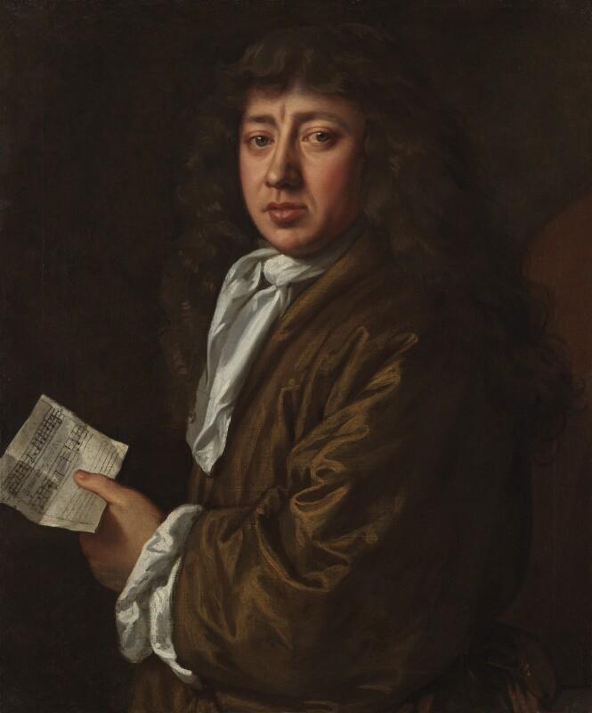 Samuel Pepys, by John Hayls, 1666 - NPG 211 - © National Portrait Gallery, London