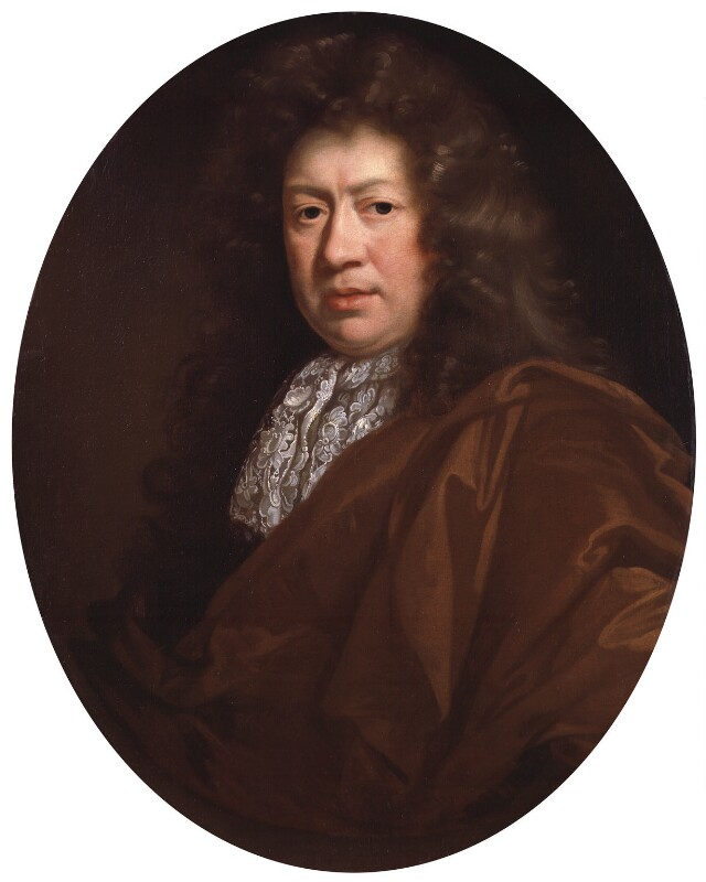 Samuel Pepys, attributed to John Riley, circa 1690 - NPG 2100 - © National Portrait Gallery, London