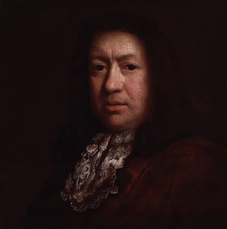 Samuel Pepys, probably after John Closterman, 1690s - NPG 2092 - © National Portrait Gallery, London