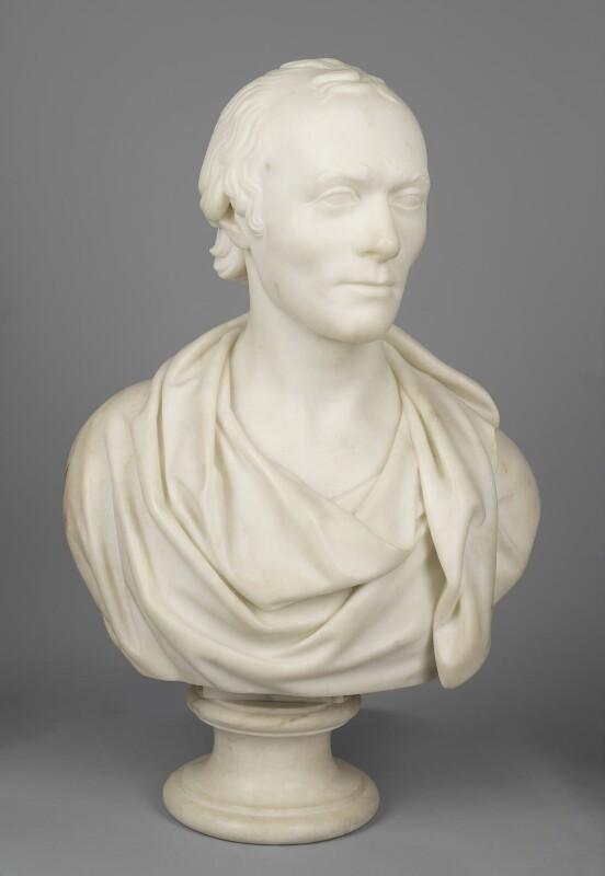 Spencer Perceval, studio of Joseph Nollekens, based on a work of circa 1812 - NPG 1657 - © National Portrait Gallery, London