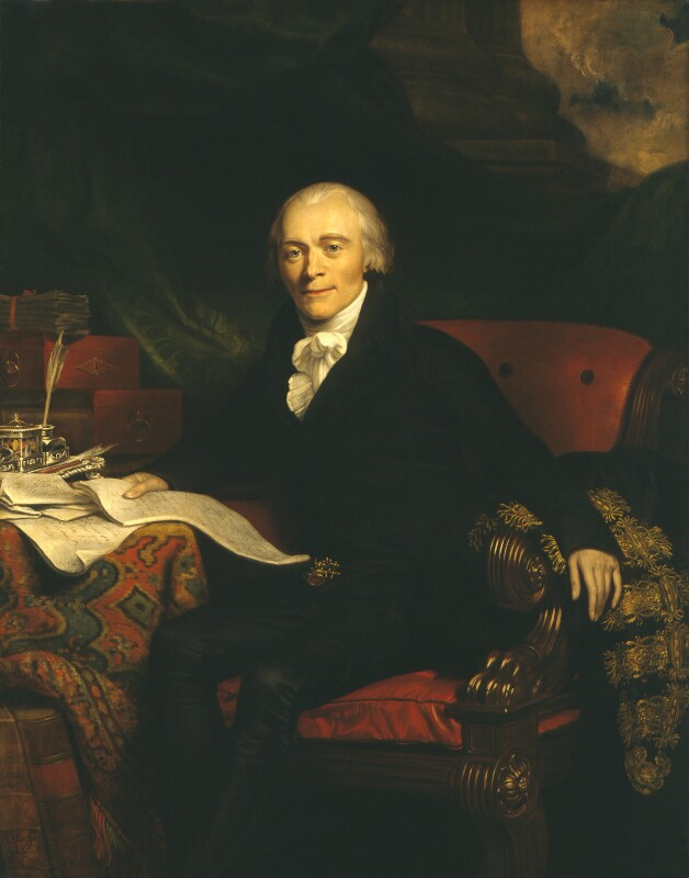 Spencer Perceval, by George Francis Joseph, 1812 - NPG 1031 - © National Portrait Gallery, London