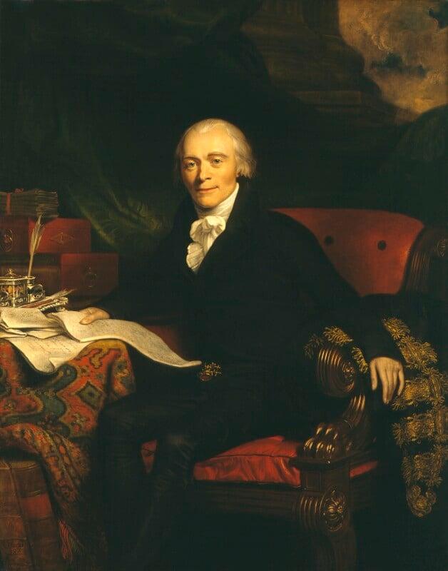 Spencer Perceval, by George Francis Joseph, 1812 -NPG 1031 - © National Portrait Gallery, London
