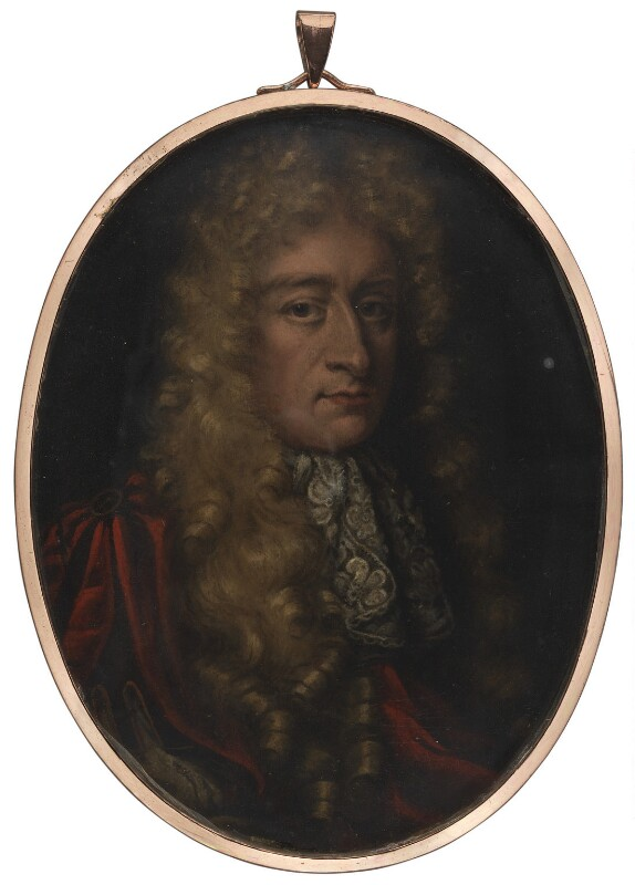 James Drummond, 4th Earl of Perth, after John Riley, based on a work of circa 1686 - NPG 2153 - © National Portrait Gallery, London