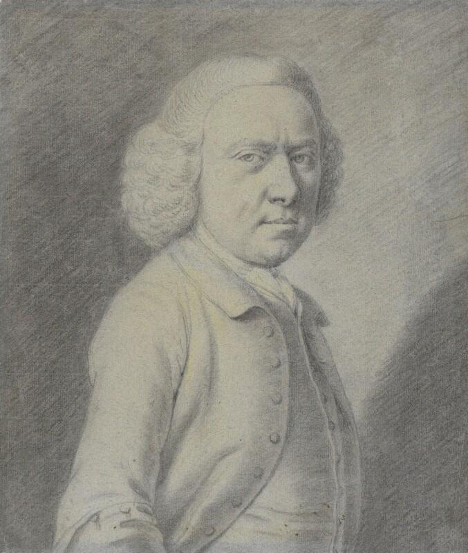 Richard Phelps, by Richard Phelps, 1771 -NPG 1797a - © National Portrait Gallery, London