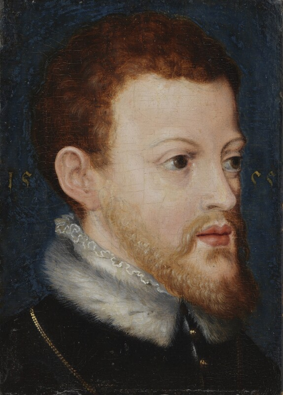 Philip II, King of Spain, after Titian, 1555 - NPG 4175 - © National Portrait Gallery, London
