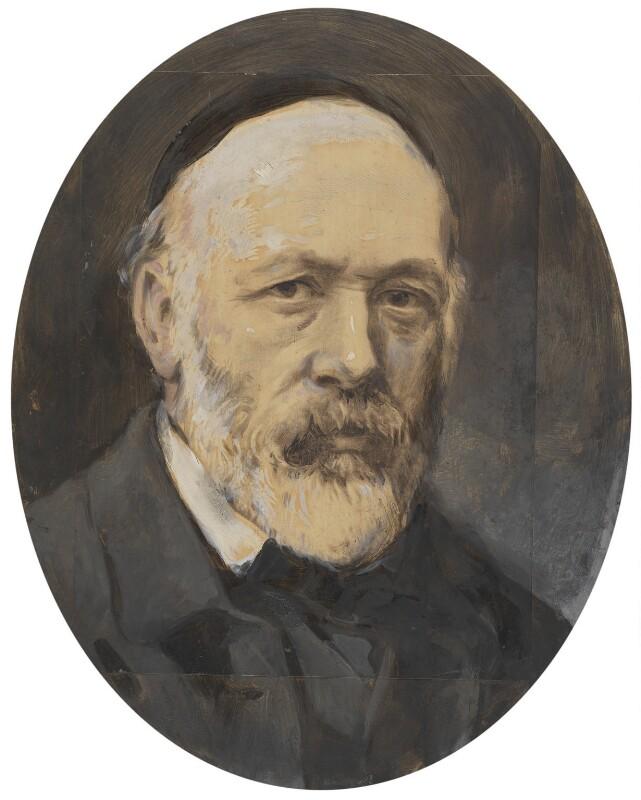 John Phillip, by Sir Daniel Macnee,  -NPG 2446 - © National Portrait Gallery, London