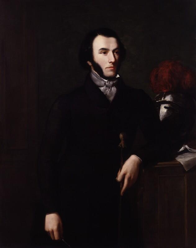 Frederick Richard Pickersgill, by Frederick Richard Pickersgill, circa 1848-9 - NPG 5183 - © National Portrait Gallery, London