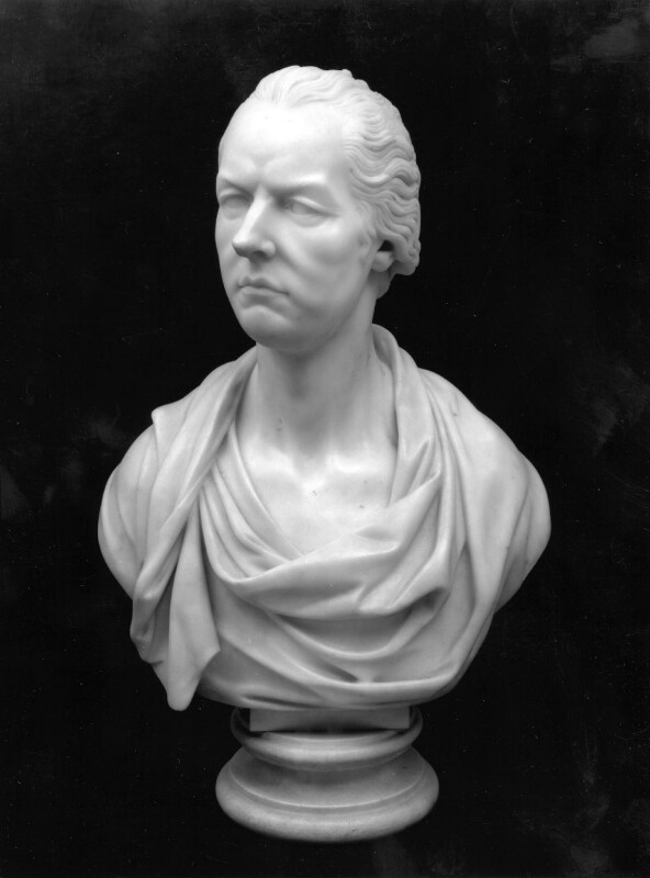 William Pitt, by Dominick Andrew Olivieri, after  Joseph Nollekens, 1823, based on a work of 1806 - NPG 1240 - © National Portrait Gallery, London