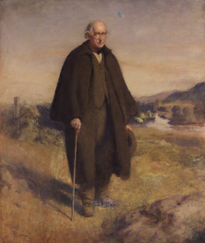 William Poel, by Henry Tonks, 1932 - NPG 2762 - © National Portrait Gallery, London