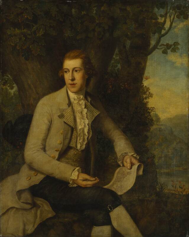 Robert Pollard, by Richard Samuel, 1784 - NPG 1020 - © National Portrait Gallery, London