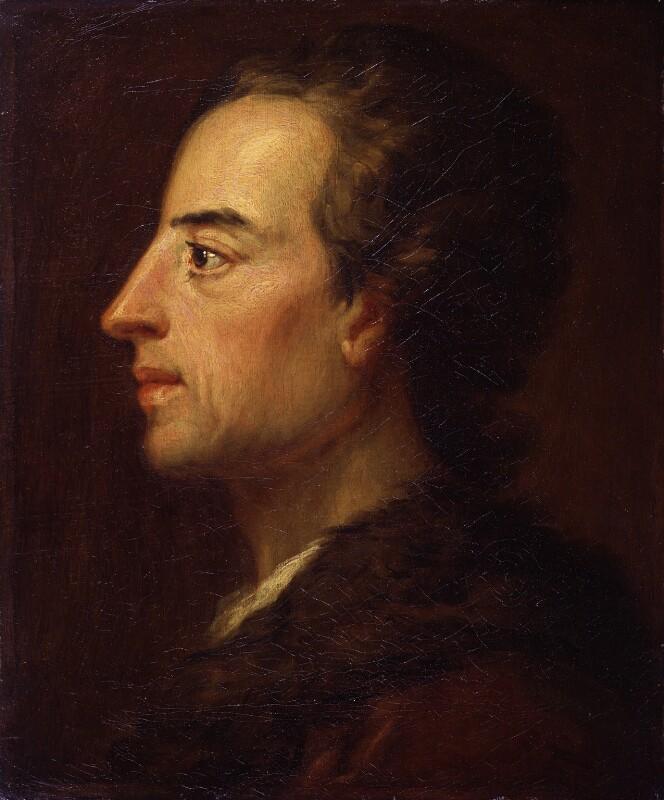 Alexander Pope, attributed to Jonathan Richardson, circa 1738 - NPG 561 - © National Portrait Gallery, London