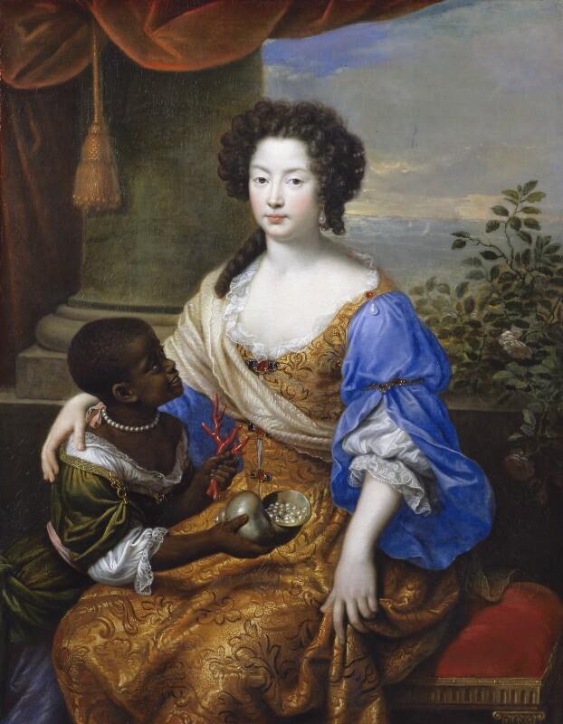 Louise de Kéroualle, Duchess of Portsmouth, by Pierre Mignard, 1682 - NPG 497 - © National Portrait Gallery, London