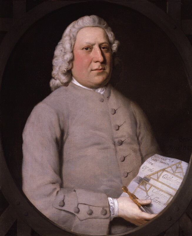Francis Price, by George Beare, 1747 -NPG 1960 - © National Portrait Gallery, London