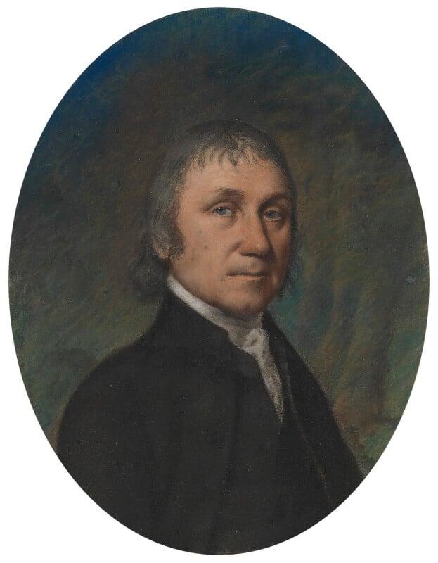 Joseph Priestley, by Ellen Sharples, circa 1797 -NPG 2904 - © National Portrait Gallery, London