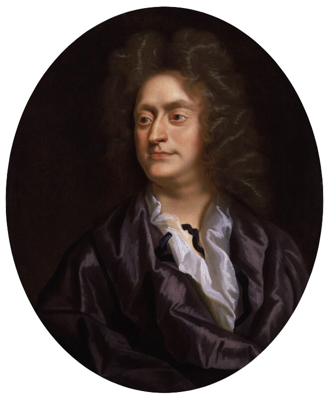 Henry Purcell, by studio of John Closterman, circa 1695 or after -NPG 1352 - © National Portrait Gallery, London