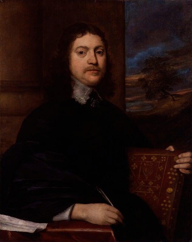 Probably Nicholas Oudart, by William Dobson, circa 1645 - NPG 288 - © National Portrait Gallery, London