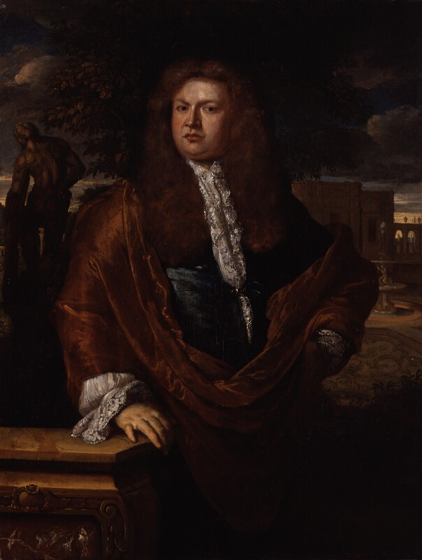 Unknown man, formerly known as John Radcliffe, by Unknown artist, circa 1680-1690 - NPG 1626 - © National Portrait Gallery, London