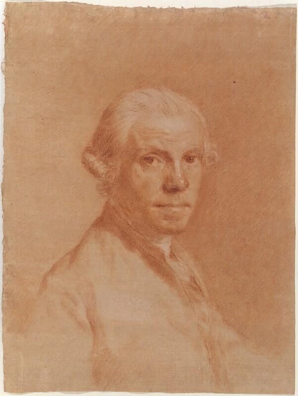 Allan Ramsay, by Allan Ramsay, 1776 - NPG 1660 - © National Portrait Gallery, London